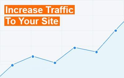 Simple methods of increasing traffic to your website