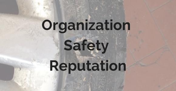 Account Accountability: Organization, Safety & Reputation